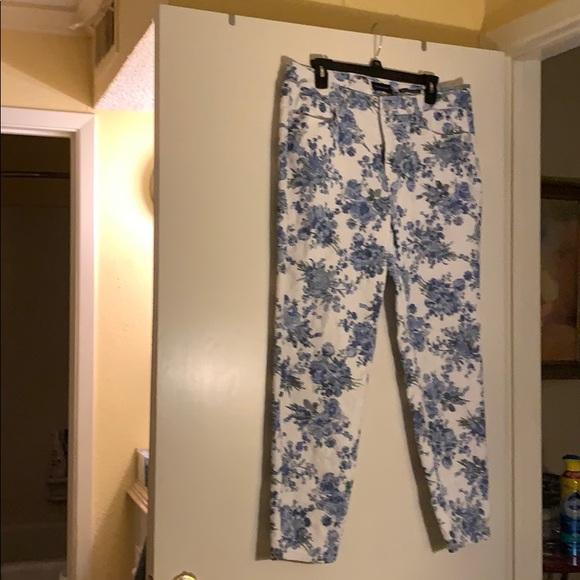 Charter Club Denim - Stretch skinny ankle jeans